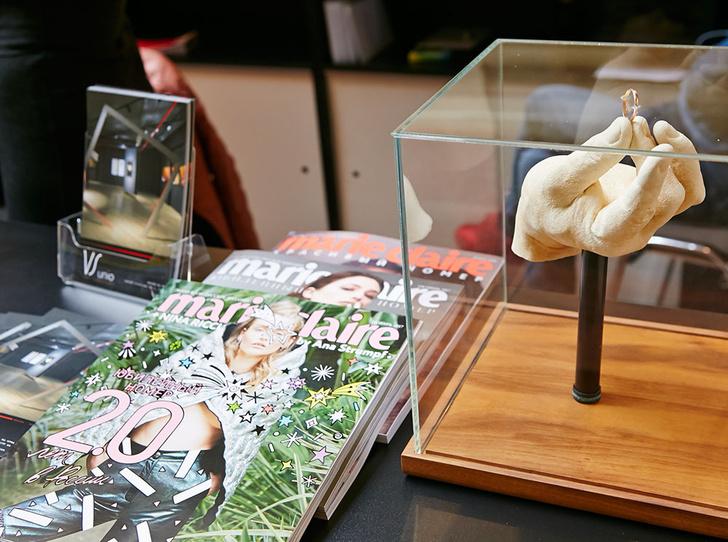 Фото №5 - «Антиквариат будущего»: совместный проект Marie Claire и галереи VS unio на фестивале «Красная площадь»