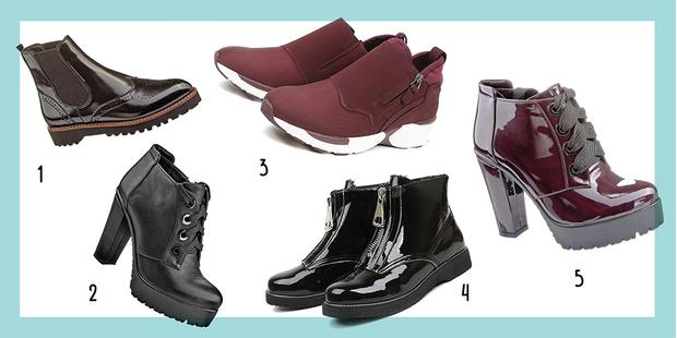 Фото №1 - Топ-10: Обувь для осеннего свидания