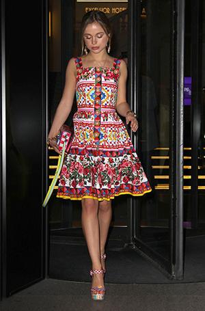 Фото №15 - Леди Амелия Виндзор: как за год стать одной из самых стильных девушек планеты