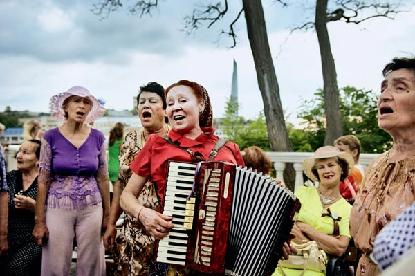 Фото №8 - Крымские каникулы