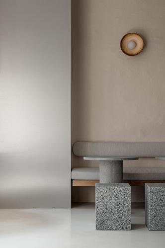Фото №5 - Їстетика: минималистское кафе в Киеве от студии Yakusha Design