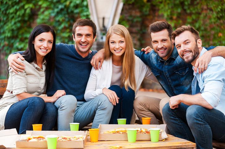 Фото №1 - Названы различия между мужской и женской дружбой