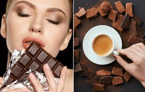 Как похудеть на шоколадной диете