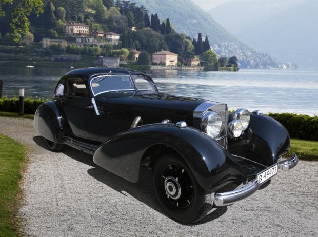 Фото №7 - Самые красивые ретро-автомобили