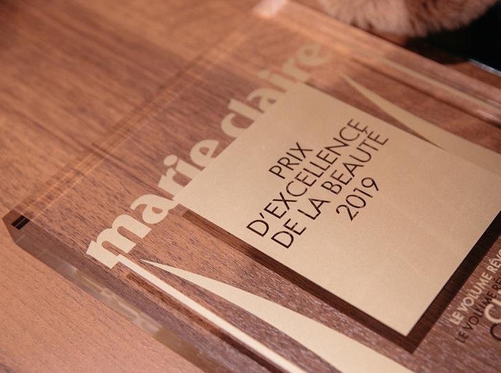 Фото №4 - Самая красивая вечеринка года: журнал Marie Claire вручил награду лучшим бьюти-средствам 2019
