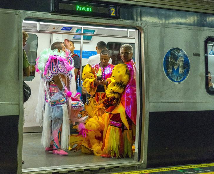 Фото №5 - Рабочий момент: Танцуют все