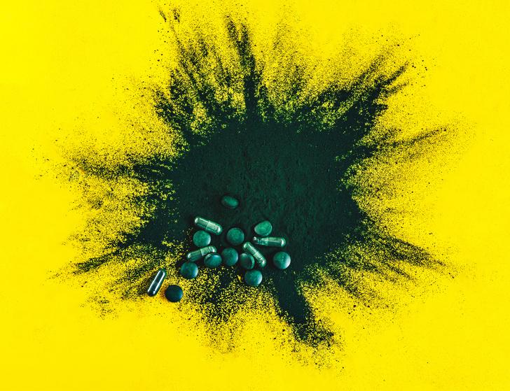 Фото №5 - Полезные свойства спирулины для похудения: жизнь и удивительные приключения водоросли-бактерии