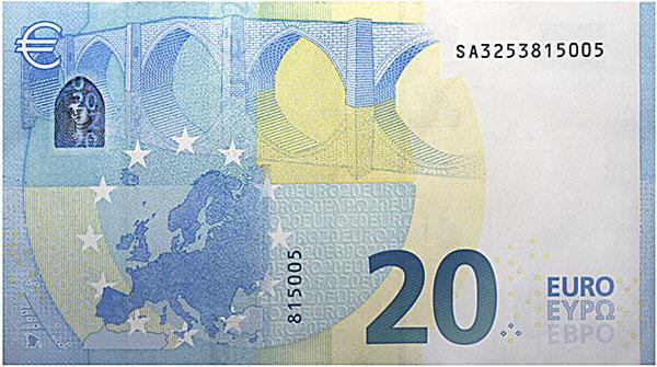 Фото №7 - Удаленный доступ: банкноты-путеводители по курсу евро