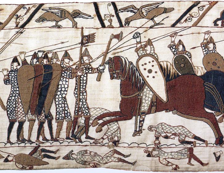 Фото №5 - В 1066 году… в Англии случилось что-то вроде Брекзита наоборот