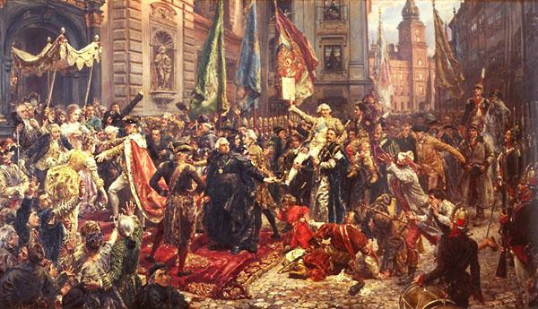 Фото №1 - Вето на шляхетскую анархию
