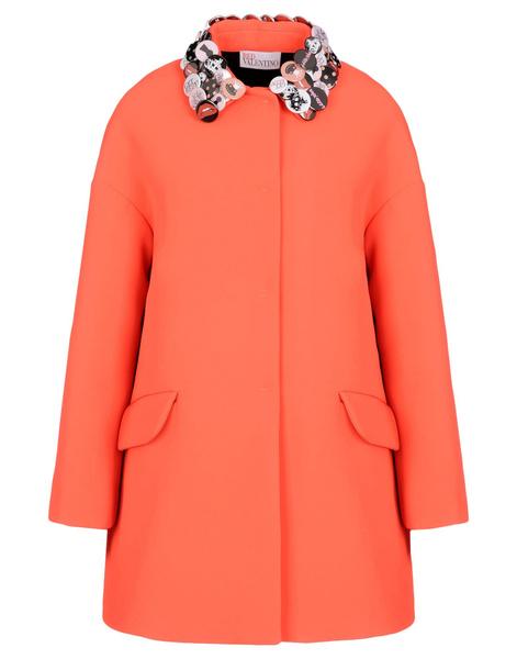 Пальто, Red Valentino