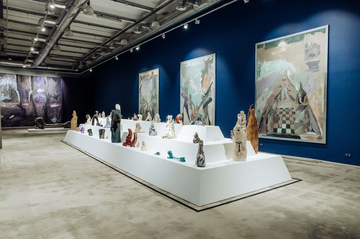 Фото №1 - Выставка-инсталляция Николая Кошелева в Новой Третьяковке