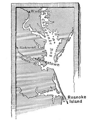 Фото №10 - Загадка Роанока: что случилось с колонией, бесследно изчезнувшей более 400 лет назад