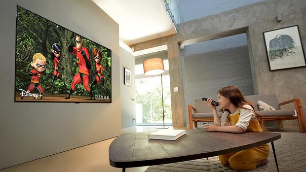 Фото №2 - Телевизор-галерея: новый взгляд на технологии в интерьере