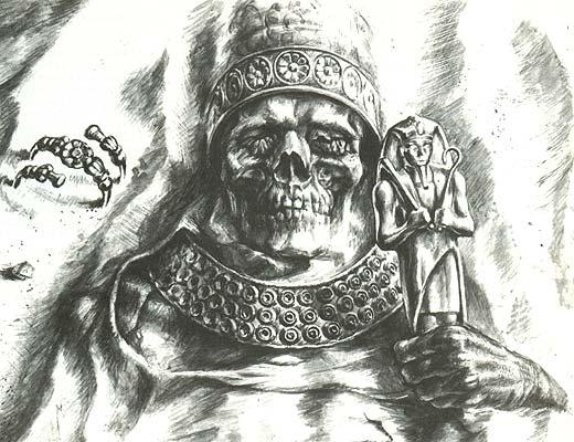 Фото №1 - Деннис Уитли. Сокровища царя Камбиза