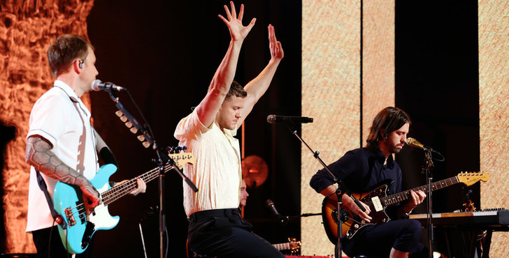 Фото №3 - Imagine Dragons поделились деталями работы над альбомом «Mercury— Act 1» 😎