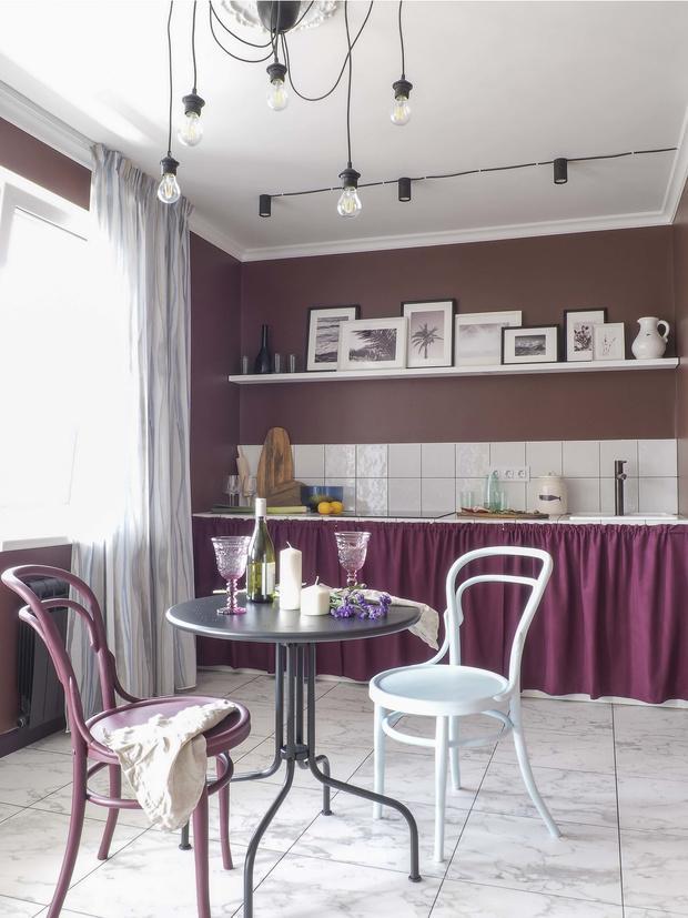 Фото №11 - Тренды 2020: кухня в винтажном стиле