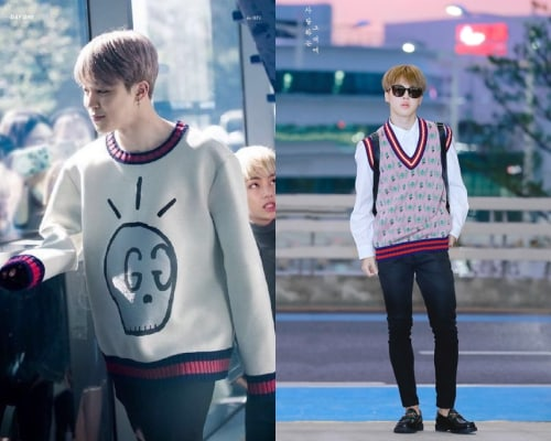 Фото №16 - BTS fashion looks: учимся одевать своего парня в стиле любимых айдолов