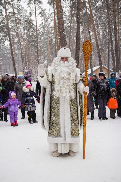 Фото №1 - В Кузбассе выбирают лучшего Деда Мороза