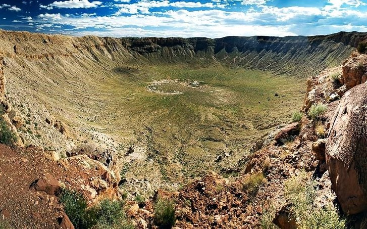 Фото №3 - 5 самых известных метеоритов, упавших на Землю, и когда ждать следующего