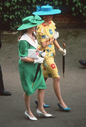 Фото №6 - Королевский скандал: из-за чего закончилась дружба Дианы и Сары Фергюсон