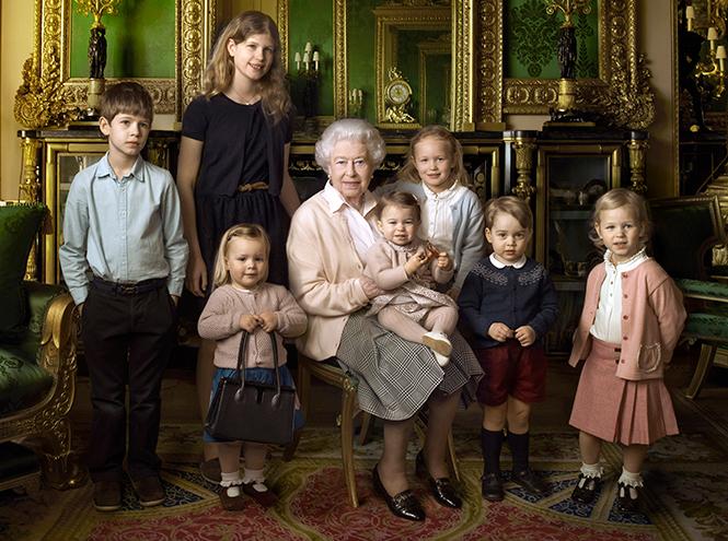 Фото №17 - Принцесса Шарлотта Кембриджская: первый год в фотографиях