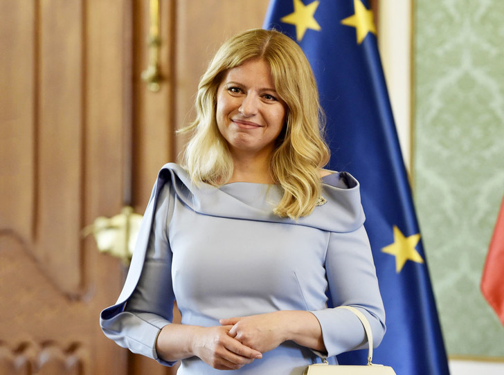 Фото №1 - От «адвоката для бедных» до президента Словакии: история Зузаны Чапутовой