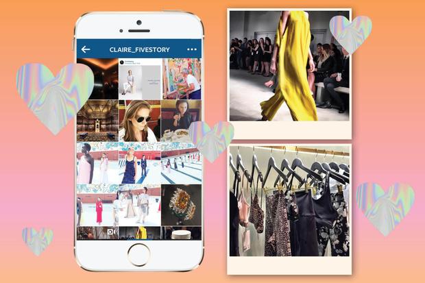 Фото №9 - Инстаграмы, на которые стоит подписаться во время Недель моды