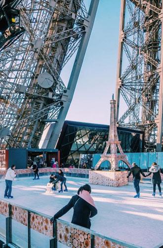 Фото №32 - Новый Год в Париже: Правый берег или Левый?
