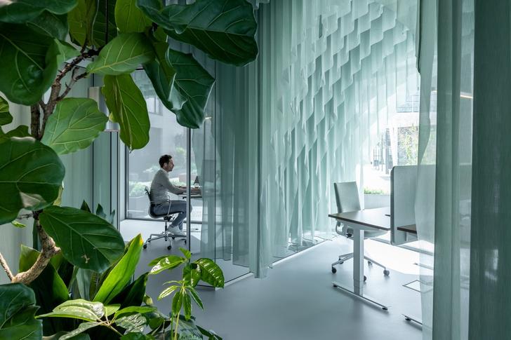 Фото №1 - Лови волну: офис в Амстердаме
