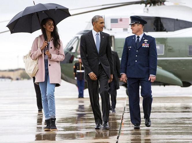 Фото №6 - Зонтик для нарцисса: Дональд Трамп не думает даже о своей семье