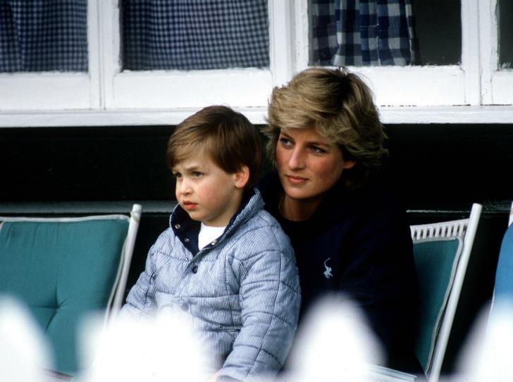 Фото №3 - Непосредственная мама: как Диана поддержала принца Уильяма на спортивном празднике
