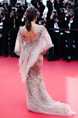 Фото №58 - Модные Канны-2017: Джордан Данн, Жасмин Сандерс и другие красавицы вечера премьер 22 мая