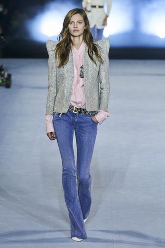 Фото №5 - Какие джинсы будут в моде весной и летом 2021
