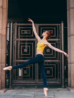 Фото №16 - Балерины Большого театра в специальной фотосессии
