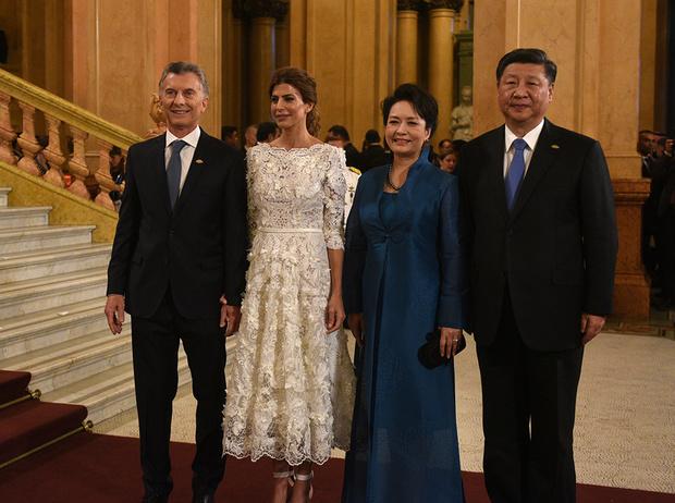 Фото №11 - G20 в Аргентине: самые яркие модные выходы Первых леди