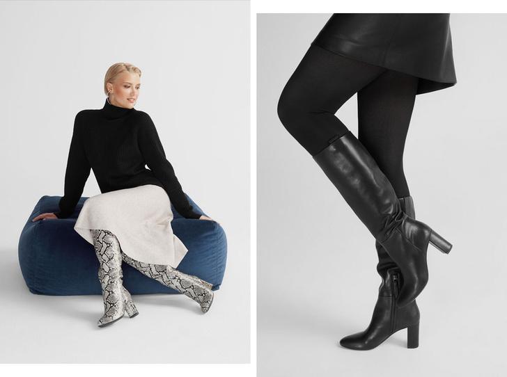 Фото №1 - Лаконичные и стильные: 7 пар осенней обуви от Geox