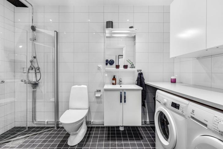 Фото №9 - Квартира 84 м² в светлых тонах в Стокгольме