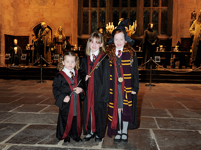 Фото №1 - Для спин-оффа «Гарри Поттера» проведут открытый кастинг