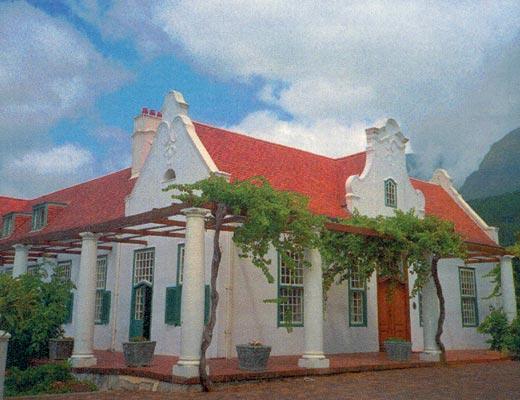 Фото №1 - Прогулки по старому Кейптауну