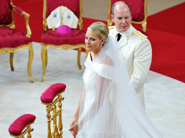 Фото №59 - Самые забавные моменты на королевских свадьбах (истории в фотографиях)