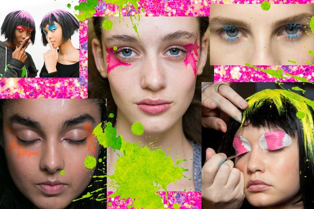 Фото №7 - 8 вариантов макияжа на Хэллоуин с подиумов