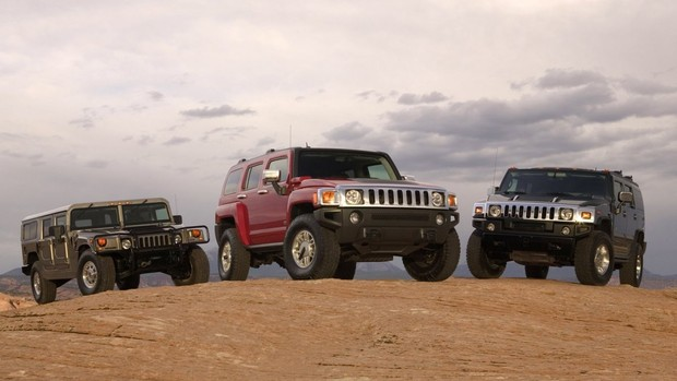 Фото №3 - Внедорожники Hummer могут вернуться на рынок