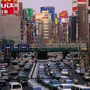 Фото №1 - Япония стоит в пробках
