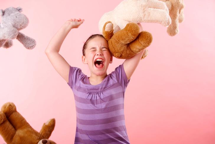 Фото №3 - Тише, не кричи: откуда берутся «громкие» дети
