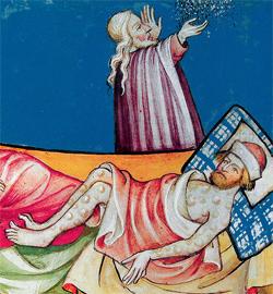 Фото №2 - ...и в дуновении чумы