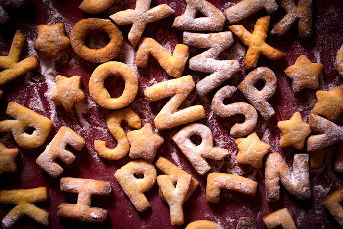 Фото №2 - Учим ребенка алфавиту: весело, вкусно, необычно