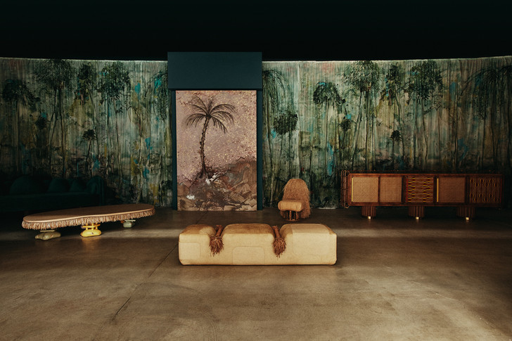 Фото №7 - Выставки в галерее Nilufar Depot: старые мастера и новые имена