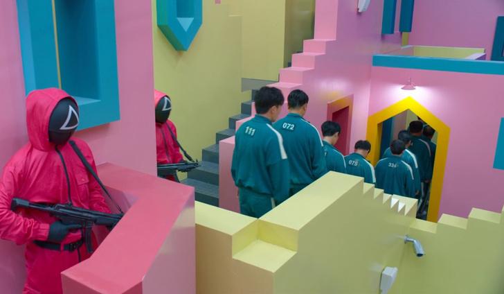 игра в кальмара, можно ли смотреть детям, что такое игра в кальмара, корейский сериал, что посмотреть