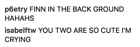 Фото №2 - Милли Бобби Браун и Ноа Шнапп сняли видео для челленджа In My Feelings